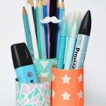 DIY pennenbak