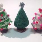 Vrolijke Rainbow Loomfiguurtjes om te maken in de kerstvakantie
