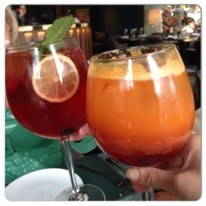 cocktail porto