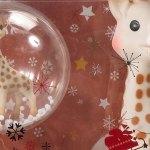 Exclusieve set van Sophie de Giraf voor baby's eerste Kerstmis