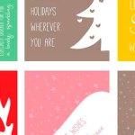 De zeven mooiste kerstkaarten die je gezien móet hebben