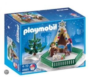 playmobil kerst