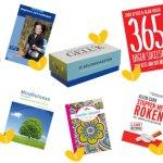 10 boeken die je goede voornemens ondersteunen