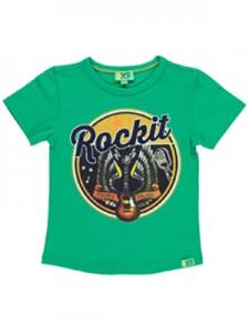 groen rockit shirt