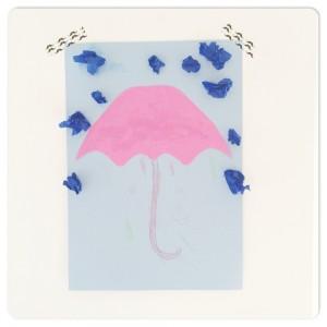 knutsel paraplu
