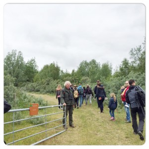 wandeling boswachter