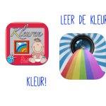 Leer je kind de kleuren via een app