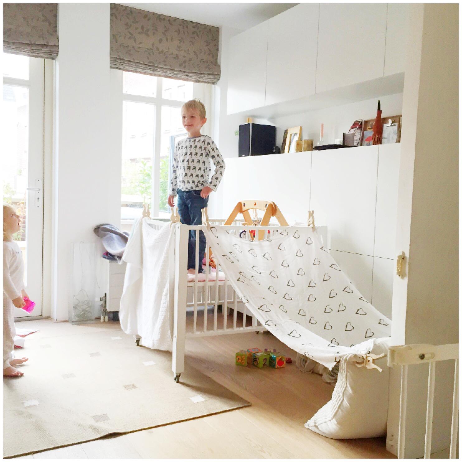 New Dit is waarom kinderen veel leren van het bouwen van hutten - Hip &TI35
