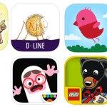 Educatieve apps met het thema herfst