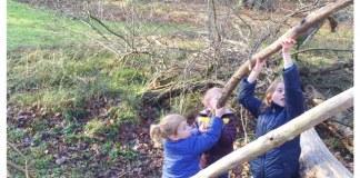outdoor avontuur met kinderen