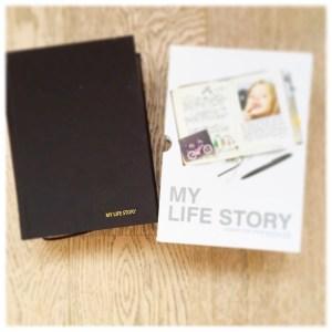 my life story dagboek