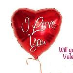 Schat, een paar suggesties voor Valentijn!