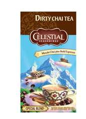 selestial seasonings dirty chai