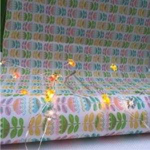 vrolijke kleurtjes behang