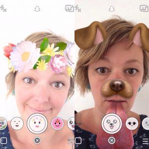 Snapchat masker