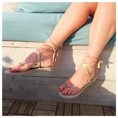 bandajanas elegante slippers