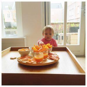 fee koningsdag 2016 oranje monkeyplatter
