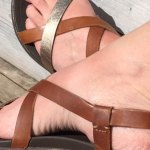 Zomerse sandalen van Olukai