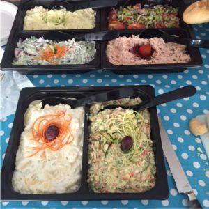 salades bbq boer