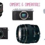 Leg je herinneringen vast met een digitale camera