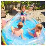 Zo staat je zwembad in een handomdraai