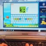 Leer je kind blind typen met de typetuin