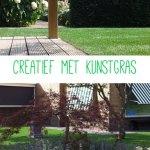 Creatieve manieren om kunstgras te gebruiken