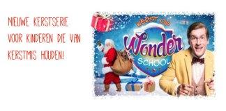 "Tv-serie ""Kerst op Wonder School"""