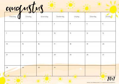 printable-jaarkalender-2017-augustus