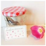 5 leuke Valentijnscadeaus die je snel zelf kunt maken
