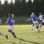 Meisjes sterk in jongenssport