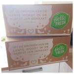 Een positieve ervaring met de Hello Fresh box