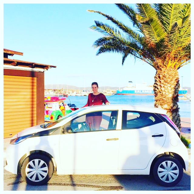 sunny cars griekenland