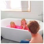 De mooiste baden voor een moderne badkamer