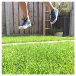 Hippe zomerse sandalen