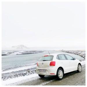 sunny cars ijsland