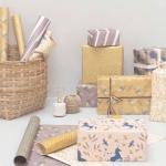 Pak cadeautjes in met herbruikbaar pakpapier