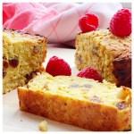 Ontbijtcake met banaan, vanille en speculaaskruiden