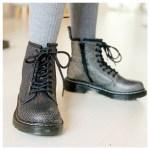 Helemaal hip: biker boots!
