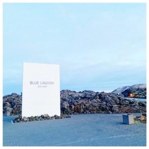 Blue Lagoon IJsland entree