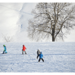 Eerste skivakantie: leukste skigebieden voor kinderen
