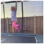 Wat kun je doen op de trampoline?