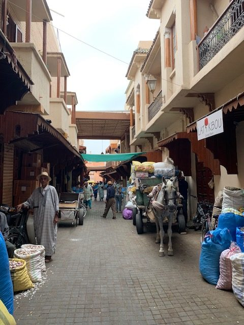 joodse wijk medina