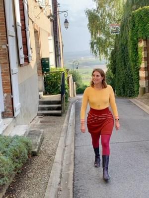 lopen door hautviller