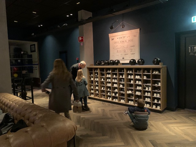 schoenen bowlen