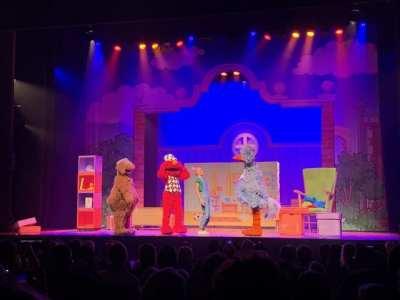 Sesamstraat Live in het theater