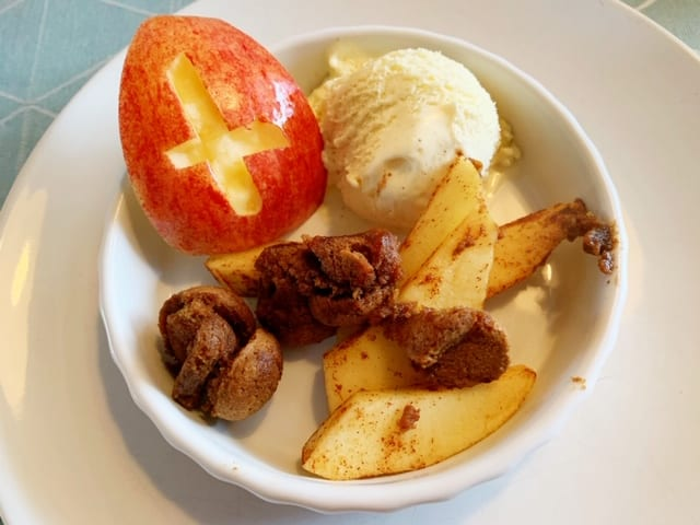 sinterklaas dessert gourmet