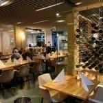 Gastronomia Villani; Italiaans eten in de haven van Scheveningen