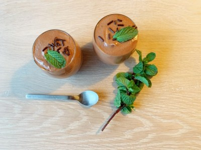Recept supersnelle mousse van Nutella