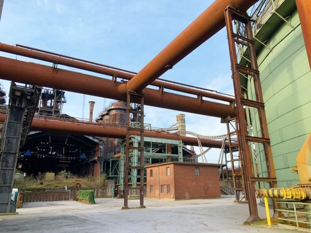 duisburg industrieel park